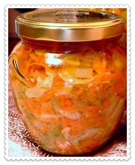 salat dunajskij na zimu