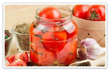 Рецепт маринованных помидоров на зиму пальчики оближешь