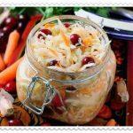 Рецепт быстрого приготовления квашеной капусты домашней очень вкусной