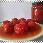Marinovannye pomidory v sobstvennom soku