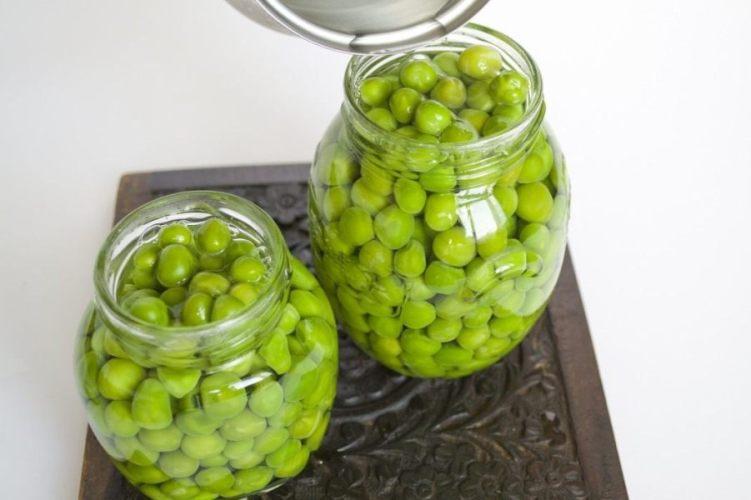 как приготовить зеленый горошек в домашних условиях