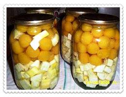 kabachki na zimu kak ananasy